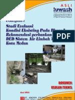 Proposal Teknis Evaluasi Air LImbah Kota Medan