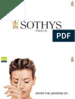 Sothys Corporate Documentation