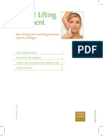 Beauté Lifting Treatment Booklet