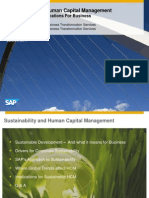 HCI HCM and Sustainability 110620