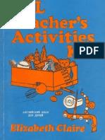 1 ESL.teacher's.activities.kit by.elizabeth.claire