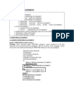 Branching Statements(COBOL)
