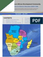 SADC CDE Newsletter 2011