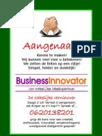 PPF 2013 (Persoonlijke Promotie Folder)