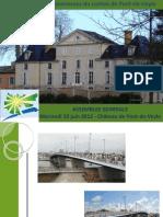 Assemblée Générale CCCPV 2012 complet