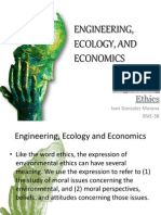 Engineering, Ecology, And Economics