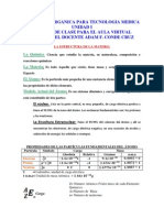 Apuntes de Quimica Inorganica- Tml - Unidad i