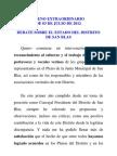 Debate Estado Del Distrito San Blas 2012