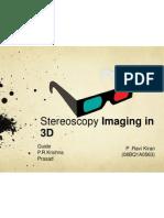 Stereoscopy