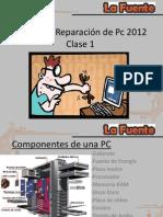 Armado y Reparación de Pc 2012-Clase 1-PDF