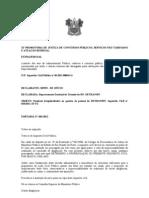 PORTARIA 0001 EXTRAJUDICIAL APURAR NOMEAÇÕES NO PORTADORES DEFICIENCIA  DETRAN