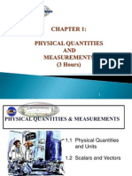 CHAPTER 1 Physical Quantities(2)