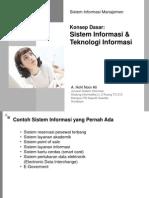 Sim01-Konsep Dasar SI Dan TI