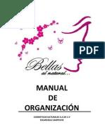 Manual de Organizacion Nuevo
