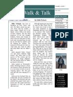 RiverWalk & Talk July