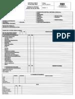 CEX-FO-323-011 Historia Clinica Patologia Oral