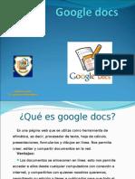 Herramientas Colaborativas-google Docs