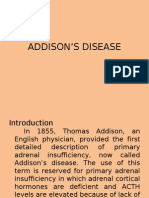 ADDISON'S-DISEASE