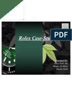 49255326 Rolex Case Study