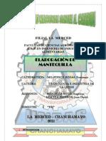 Elaboracion de Mantequilla