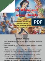Presentation1 Snow White