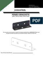 Feniex Brackets