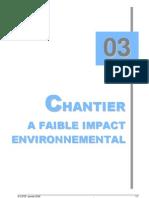GUI chantiers & haute qualité environnementale _cible hqe03 _cstb2005