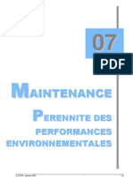 GUI haute qualité environnementale & maintenance _cible hqe07 _cstb2005