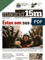 Madrid 15M Nº5 Julio 2012