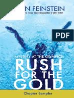 Rush for the Gold by John Feinstein Chapter Sampler