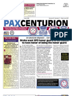 Pax Centurion - May/June 2011