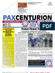 Pax Centurion - Summer 2010
