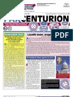Pax Centurion - January/February 2009