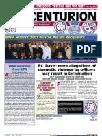 Pax Centurion - January/February 2008