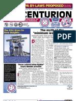 Pax Centurion - September/October 2007