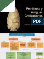 Unidad 1 Prehistoria y Antiguas Civilizaciones