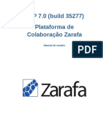 Zarafa Collaboration Platform 7.0 User Manual Pt BR