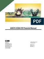 ICEM CFD 14.0 Tutorial Manual