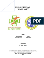 Resposi Kasus Gastroenteritis Akut