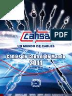 Catalogo Cahsa (Control de Mando) 2011
