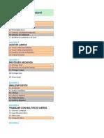 Excel Nivel 3