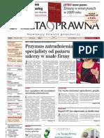 gazeta prawna z 7 stycznia 09 (nr 4)