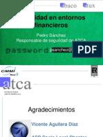 Seguridad en Entornos Financieros