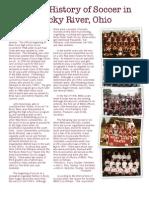 RR Soccer History 2012