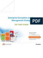 Enterprise Encryption and Key Management Strategy From Vormetric and ESG