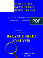 Bank BS Analysis