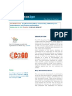 Drug Master Files (DMFs) Understanding and Meeting Your Global Regulatory and Processing Responsibilities
