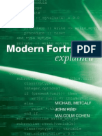 Metcalf Modern Fortran Explained 7th