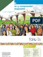 Manual Ciudadano para conocer y comprender nuestro presupuesto municipal