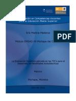emedina_Estrategia didactica_ La Evaluación Dinámica aplicada en las TIC's....doc